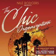 Nile Rodgers, Nile Rogers Presents The Chic Organization: Up All Night (CD)