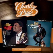 Charley Pride, Country Way + Make Mine Countr (CD)