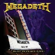 Megadeth, Rust In Peace Live (CD)