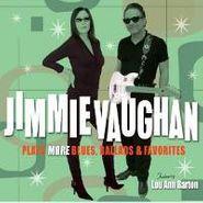 Jimmie Vaughan, Plays More Blues Ballads & Fav (CD)