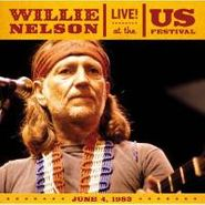 Willie Nelson, Live! At The US Festival: June 4, 1983 (CD)