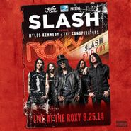 Slash, Live At The Roxy 9.25.14 [Limited Edition] (LP)