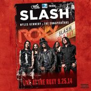 Slash, Live At The Roxy 09.25.14 (CD)