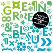Paul Ritch, Live at Green & Blue's 10th Anniversary (CD)