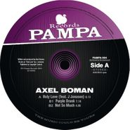 "Axel Boman, Holy Love (12"")"