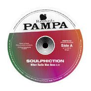 """Soulphiction, When Radio Was Boss (12"""")"""