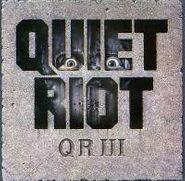 Quiet Riot, QR III (CD)