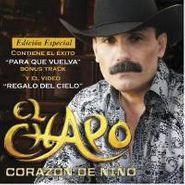 El Chapo de Sinaloa, Corazon De Nino (CD)