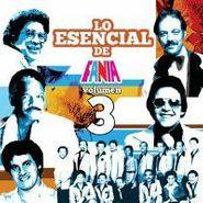 Various Artists, Vol. 3-Lo Esencial De Fania