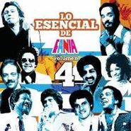 Various Artists, Vol. 4-Lo Esencial De Fania