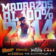 Various Artists, Madrazos Al 100% 2014 (CD)