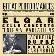 "Jacqueline Du Pré, Elgar: Cello Concerto / ""Enigma"" Variations (CD)"