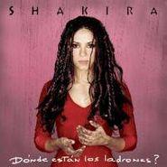 Shakira, Donde Estan Los Ladrones? (CD)