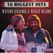 Waylon Jennings & Willie Nelson, 16 Biggest Hits (CD)