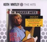 Keith Whitley, 16 Biggest Hits (CD)