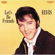 Elvis Presley, Let's Be Friends (CD)