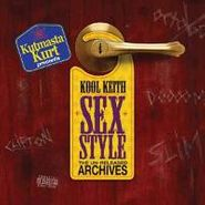 Kutmasta Kurt, Sex Style: The Unreleased Archi (CD)