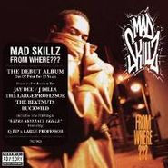 Mad Skillz, From Where??? (CD)