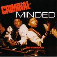 Boogie Down Productions, Criminal Minded (CD)
