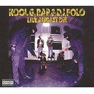 Kool G Rap & DJ Polo, Live & Let Die (CD)