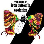 Iron Butterfly, Evolution-The Best Of The Iron Butterfly [180 Gram Vinyl] (LP)