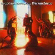 Warren Zevon, Bad Luck Streak In Dancing School (CD)