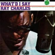 Ray Charles, What'd I Say (LP)