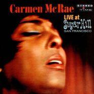 Carmen McRae, Live At Sugar Hill San Francisco (CD)