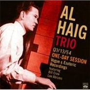 Al Haig, One Day Session: Vogue & Esoteric Recordings (CD)