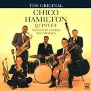 The Chico Hamilton Quintet, The Original Chico Hamilton Quintet - Complete Studio Recordings (CD)