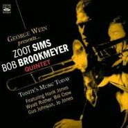 Zoot Sims, George Wein Presents... Zoot Sims / Bob Brookmeyer Quintet: Tonite's Music Today (CD)