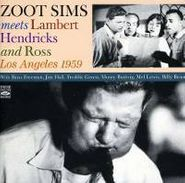 Zoot Sims Quartet, Zoot Sims Meets Lambert Hendricks & Ross, Los Angeles 1959 (CD)