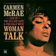 Carmen McRae, Woman Talk Live/Village Gate (CD)