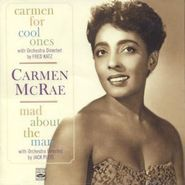 Carmen McRae, For Cool Ones / Mad About The Man (CD)