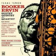 Booker Ervin, Texas Tenor: Sextet, Quintet & Quartet (CD)