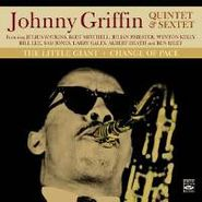 Johnny Griffin, The Little Giant / Change Of Pace (CD)