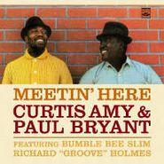 Curtis Amy, Meetin' Here (CD)