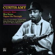 Curtis Amy, Groovin' Blue / Way Down / Tippin' (CD)