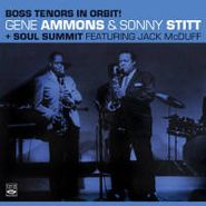 Gene Ammons, Boss Tenors In Orbit! / Soul Summit (CD)