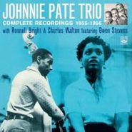 Johnnie Pate Trio, Complete Recordings 1955-1956 (CD)