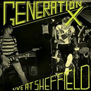 Generation X, Live At Sheffield (LP)