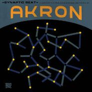 Akron, Synaptic Beat (A Research Into Mind, Consciousness And The Self By) (CD)