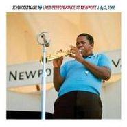 John Coltrane, Last Performance At Newport, July 2, 1966 (CD)