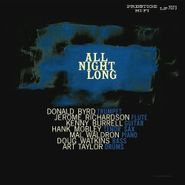 Donald Byrd, All Night Long/All Day Long (CD)