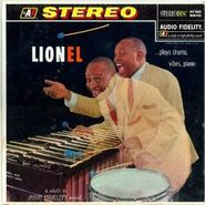 Lionel Hampton, Lionel Plays Drums Vibes Piano (CD)