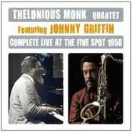 Thelonious Monk Quartet, Complete Live At The Five Spot 1958 (CD)
