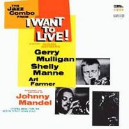 Gerry Mulligan, I Want To Live! [OST] (LP)