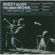Dizzy Gillespie Quintet, Unissued In Europe 1971 (CD)