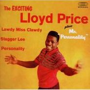 Lloyd Price, Exciting Lloyd Price / Mr. Personality (CD)