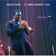 John Coltrane, At Temple University 1966 (CD)